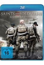 Saints and Soldiers II - Airborne Creed Blu-ray-Cover