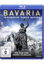 Bavaria - Traumreise durch Bayern Blu-ray-Cover