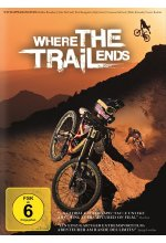 Where the Trail Ends DVD-Cover