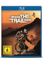 Where the Trail Ends Blu-ray-Cover