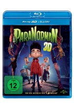 ParaNorman Blu-ray 3D-Cover