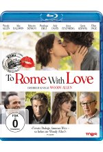 To Rome with Love Blu-ray-Cover