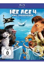 Ice Age 4 - Voll verschoben Blu-ray-Cover