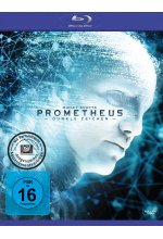 Prometheus - Dunkle Zeichen Blu-ray-Cover