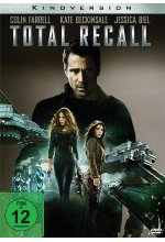 Total Recall - Kinoversion DVD-Cover