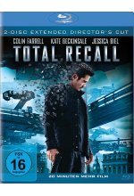 Total Recall - Extended Director's Cut Blu-ray-Cover