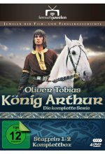 König Arthur - Staffel 1&2  [5 DVDs] DVD-Cover