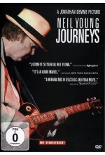 Neil Young - Journeys  (OmU) DVD-Cover