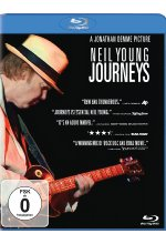 Neil Young - Journeys  (OmU) Blu-ray-Cover