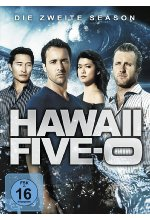 Hawaii Five-0 - Season 2  [6 DVDs] DVD-Cover