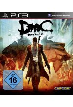 DmC - Devil May Cry Cover