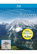 Wildes Bayern Blu-ray-Cover