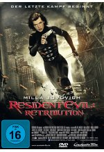Resident Evil: Retribution DVD-Cover