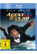 Agent Ranjid rettet die Welt Blu-ray-Cover