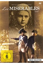 Les Miserables  (OmU) - Music Collection DVD-Cover