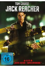 Jack Reacher DVD-Cover