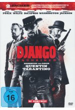 Django Unchained DVD-Cover