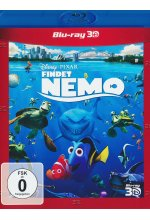 Findet Nemo <br> Blu-ray 3D-Cover