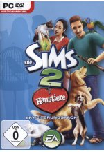 Die Sims 2 - Haustiere (Add-On)  [SWP] Cover