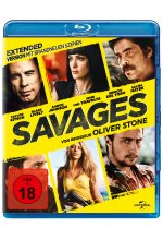 Savages - Extended Version Blu-ray-Cover