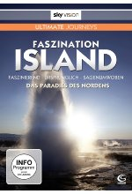 Faszination Island DVD-Cover