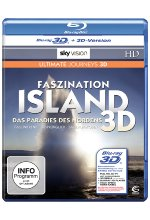 Faszination Island Blu-ray 3D-Cover