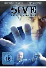 5ive Days to Midnight DVD-Cover