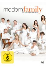 Modern Family - Season 2  [4 DVDs] DVD-Cover