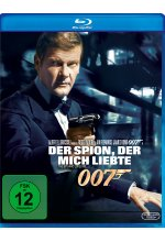 James Bond - Der Spion, der mich liebte<br> Blu-ray-Cover