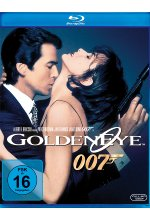 James Bond - Goldeneye  <br> Blu-ray-Cover