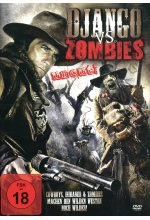 Django Vs. Zombies - Uncut DVD-Cover