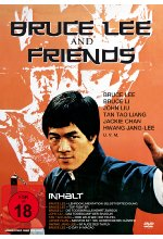 Bruce Lee and Friends  [2 DVDs] DVD-Cover