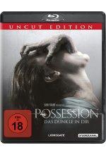 Possession - Das Dunkle in Dir - Uncut Edition Blu-ray-Cover