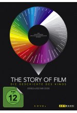 The Story of Film - Die Geschichte des Kinos  [5 DVDs] DVD-Cover