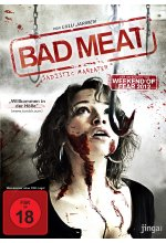 Bad Meat - Sadistic Maneater DVD-Cover