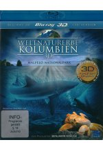Weltnaturerbe Kolumbien - Malpelo Nationalpark Blu-ray 3D-Cover
