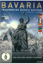 Bavaria - Traumreise durch Bayern  [2 DVDs] DVD-Cover
