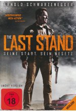 The Last Stand - Uncut Version DVD-Cover