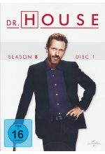 Dr. House - Season 8  [6 DVDs] DVD-Cover