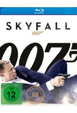 James Bond - Skyfall Blu-ray-Cover