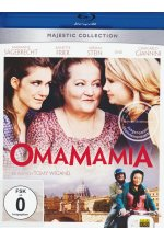 Omamamia - Majestic Collection                                        <br><br> Blu-ray-Cover