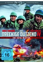 Das dreckige Dutzend 4 - The fatal mission DVD-Cover