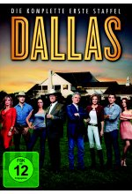 Dallas (2012) - Staffel 1  [3 DVDs] DVD-Cover