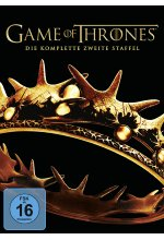 Game of Thrones - Staffel 2  [5 DVDs] DVD-Cover
