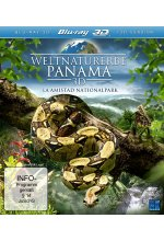 Weltnaturerbe Panama - La Amistad Nationalpark  (inkl. 2D-Version) Blu-ray 3D-Cover