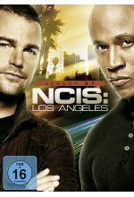 NCIS: Los Angeles - Season 3.1  [3 DVDs] DVD-Cover