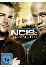 NCIS: Los Angeles - Season 3.2  [3 DVDs] DVD-Cover