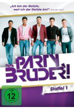 Party, Bruder! - Staffel 1  [2 DVDs] DVD-Cover