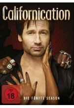 Californication - Season 5  [3 DVDs] DVD-Cover