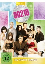 Beverly Hills 90210 - Season 9  [6 DVDs] DVD-Cover